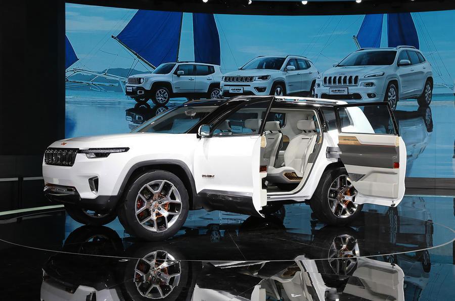 2017 Shanghai motor show report