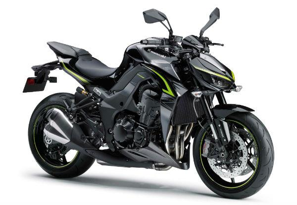 2017 Kawasaki Z1000, Z1000R and Z250 launched