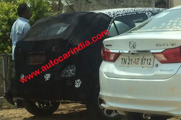 SCOOP! Hyundai i20 facelift spied