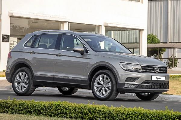 Volkswagen Tiguan to be launched in two variants