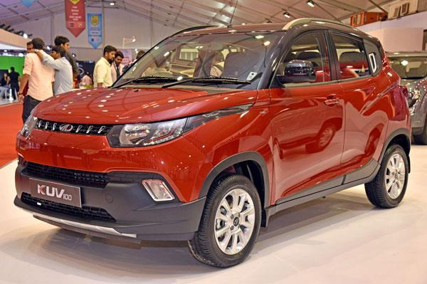 Mahindra TUV300, KUV100 sales cross 50,000 units