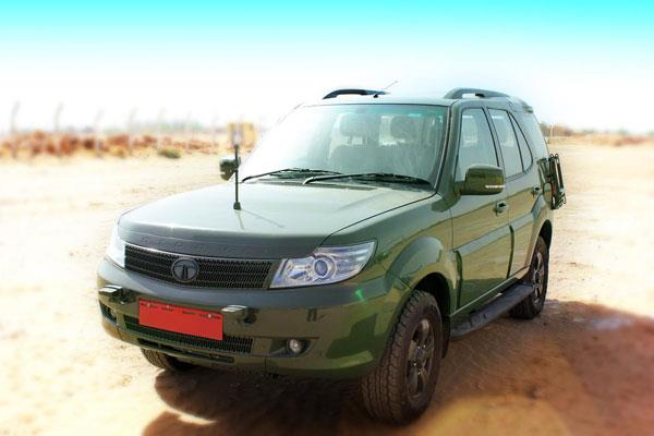 Tata Motors signs contract with Armed Forces