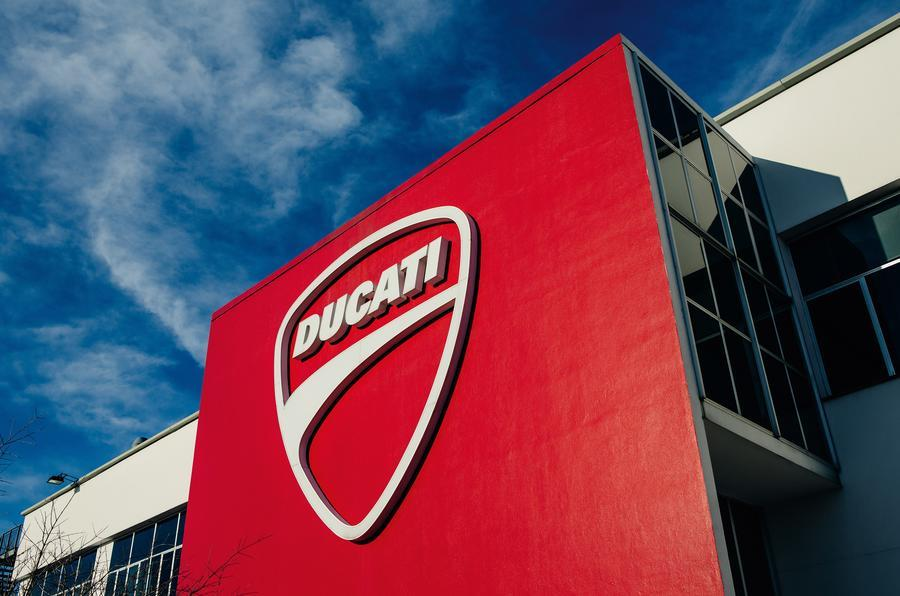 Royal Enfield and Hero show interest in Ducati