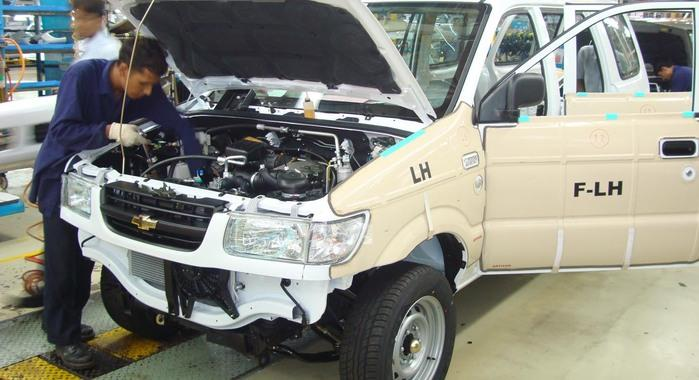GM India closes Halol plant