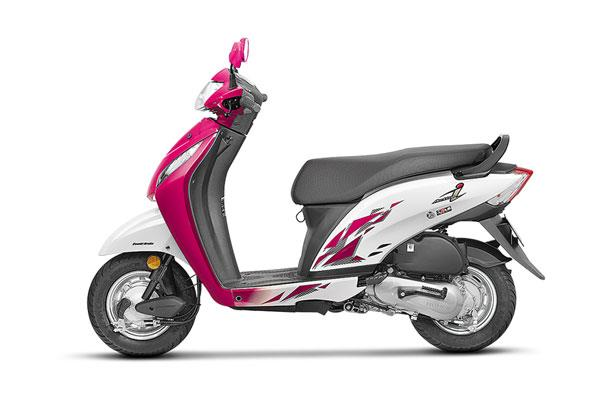2017 Honda Activa i BS-IV launched