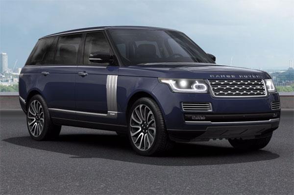 Range Rover to inherit Velar's advanced infotainment