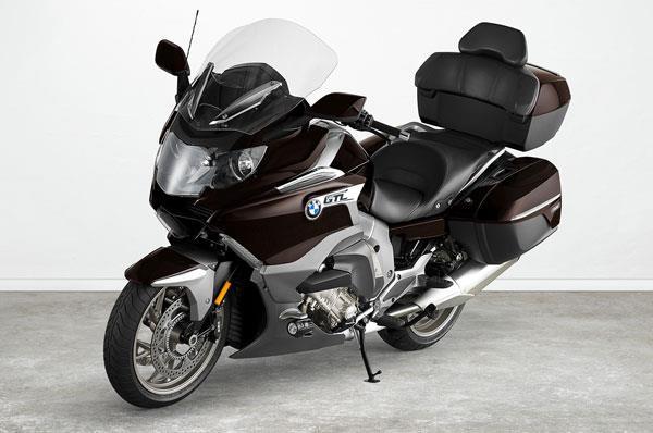 BMW K 1600 GTL: an overview