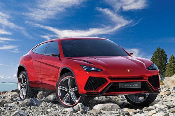 Lamborghini India expects bull run with Urus SUV