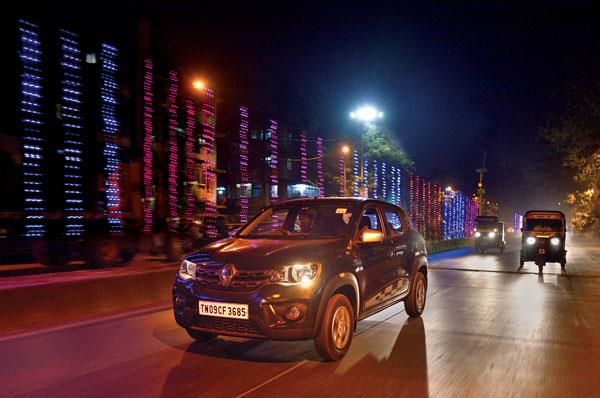 2017 Renault Kwid 1.0 long term review, first report