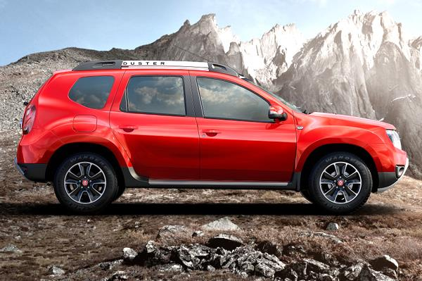 2017 Renault Duster 1.5 petrol, CVT launched
