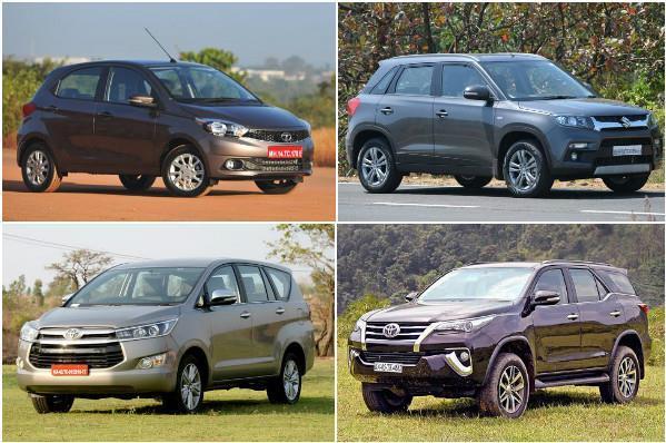Passenger vehicle sales upbeat in April