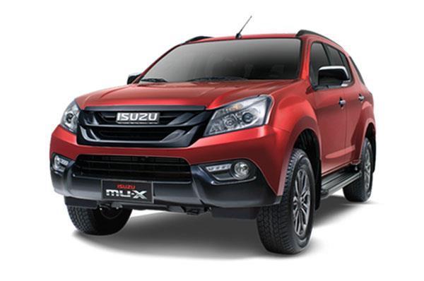 Isuzu MU-X to be priced below Toyota Fortuner in India