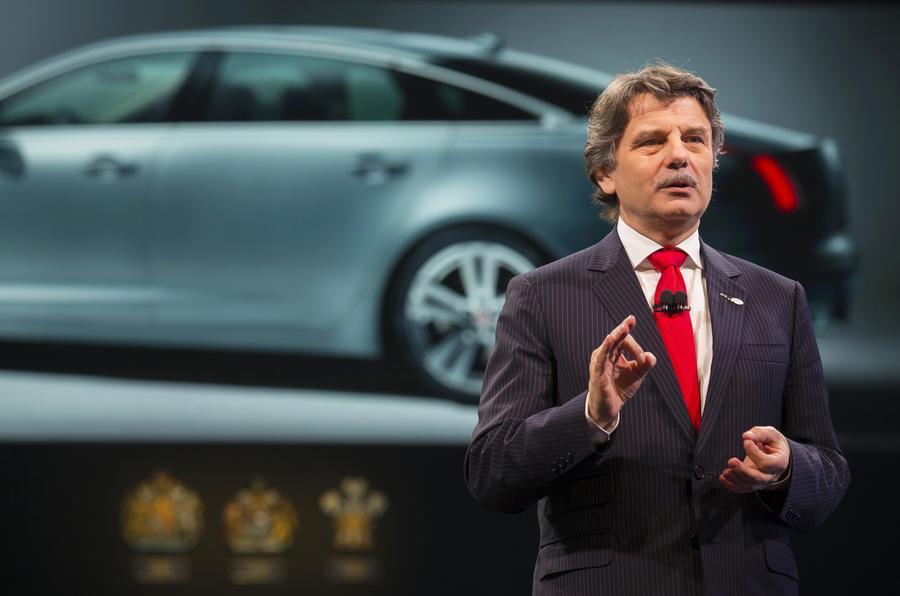 JLR CEO backs modern diesel technology