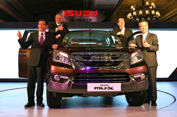 2017 Isuzu MU-X price, variants explained