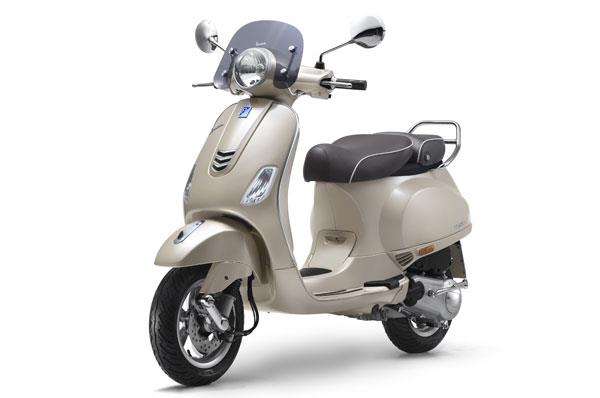 Vespa Elegante Special Edition launched at Rs 95,077