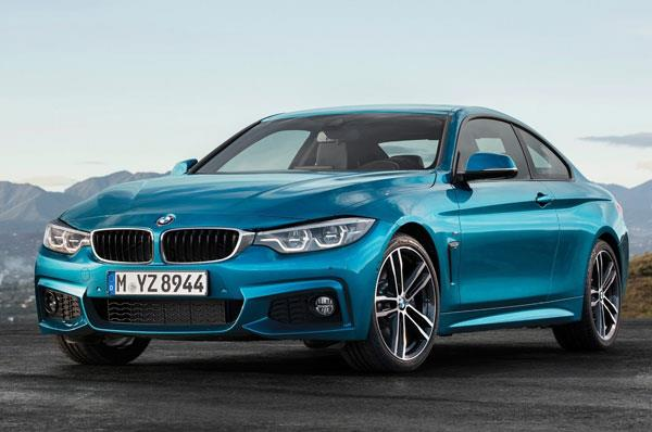 BMW 4-series GT electric in the works