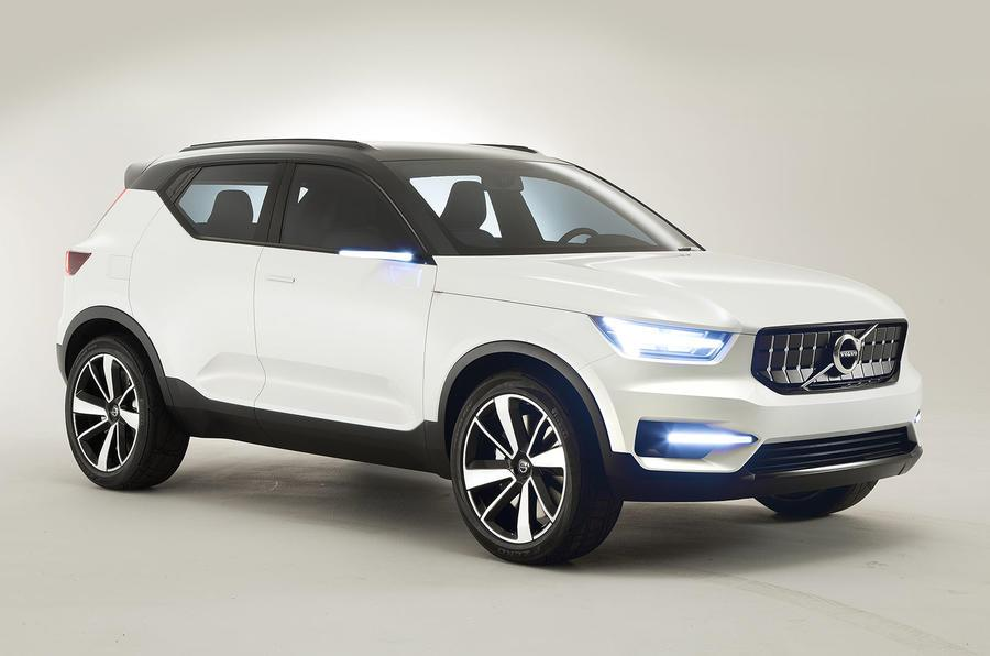 Volvo XC20 set to rival Audi Q2
