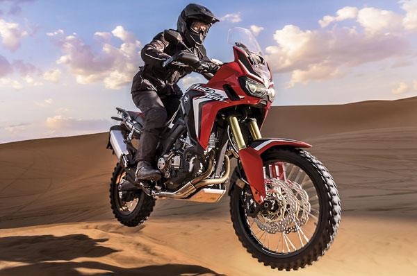 Honda Africa Twin launched at Rs 12.9 lakh