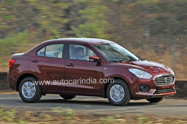 2017 Maruti Suzuki Dzire review, test drive