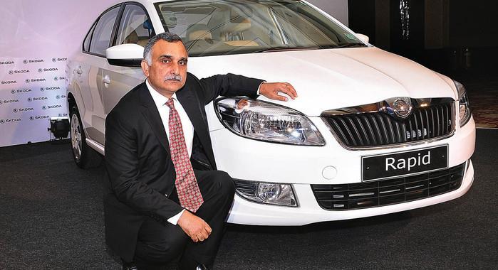 Skoda India head Sudhir Rao quits