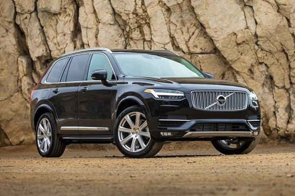 Volvo partners Google to build Android into its cars