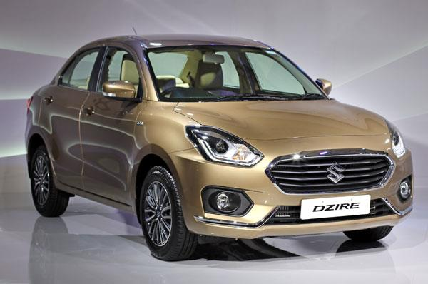 With Dzire, Maruti still sees growth in compact sedans