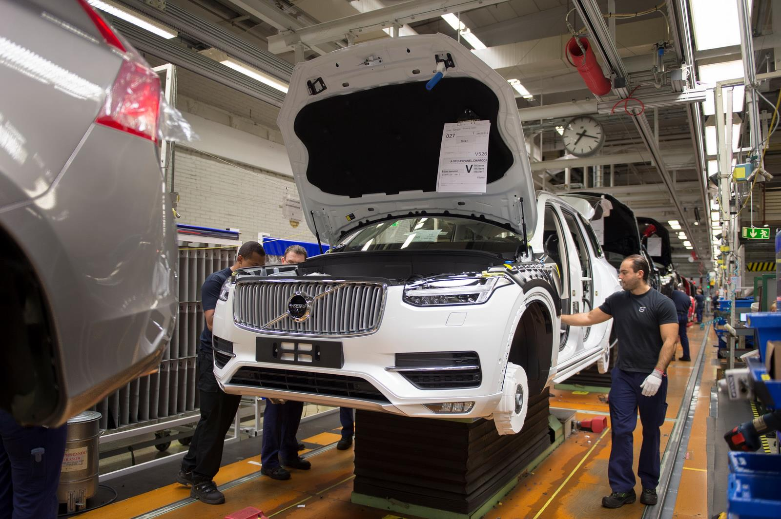 Volvo confirms local assembly in India