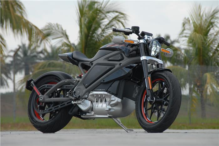 Harley-Davidson confirms electric motorcycle for the future