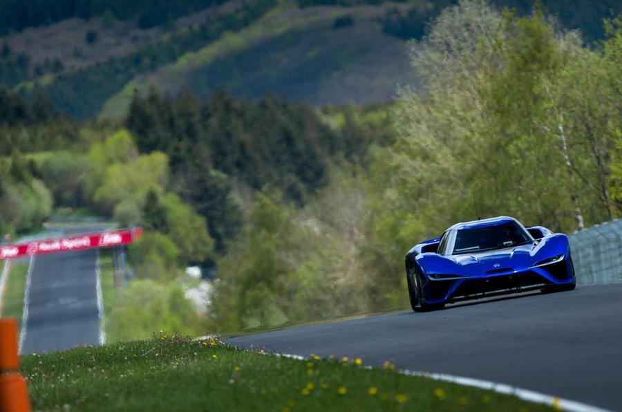 Nürburgring categorised lap records: A rundown