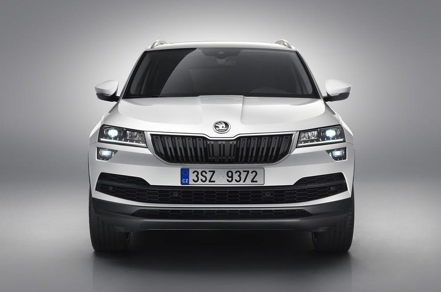 Skoda considering Karoq vRS performance SUV