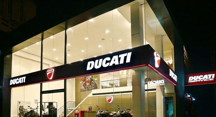 Ducati opens new dealership in Kochi