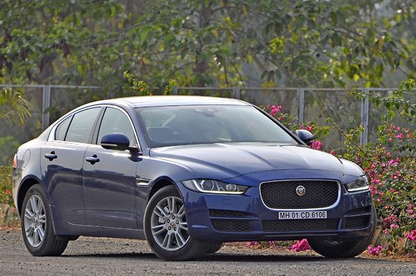 2017 Jaguar XE 2.0 diesel launched at Rs 38.25 lakh