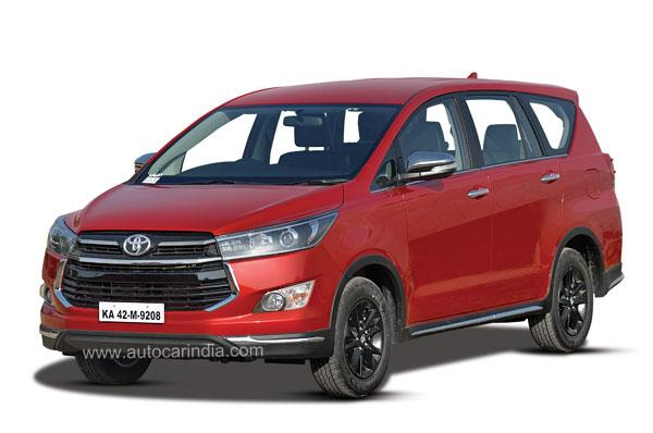 2017 Toyota Innova Touring Sport first look
