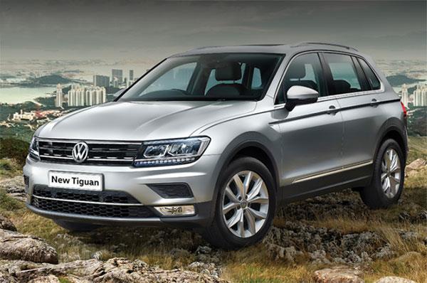 2017 Volkswagen Tiguan price, variants explained