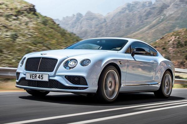 2018 Bentley Continental GT to be based on Porsche platform