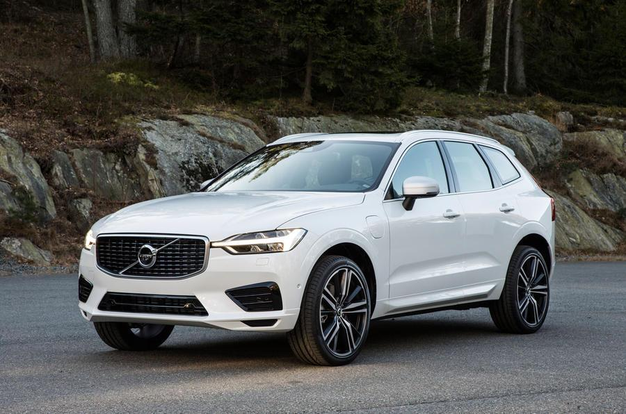 All-new Volvo XC60 India launch in late 2017