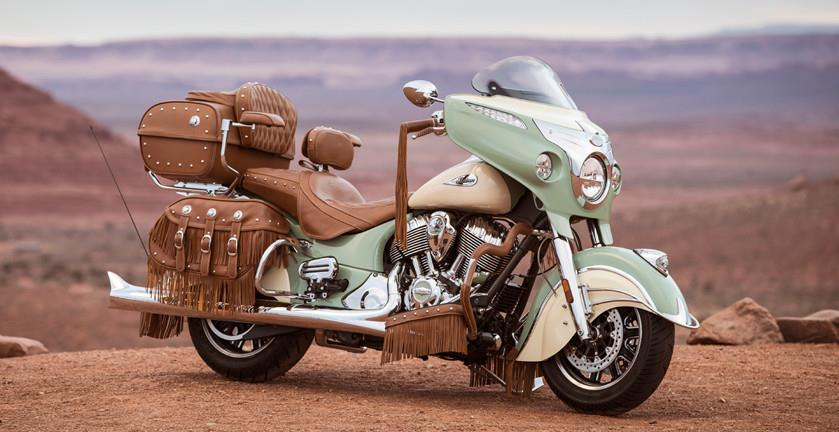Indian Roadmaster Classic revealed