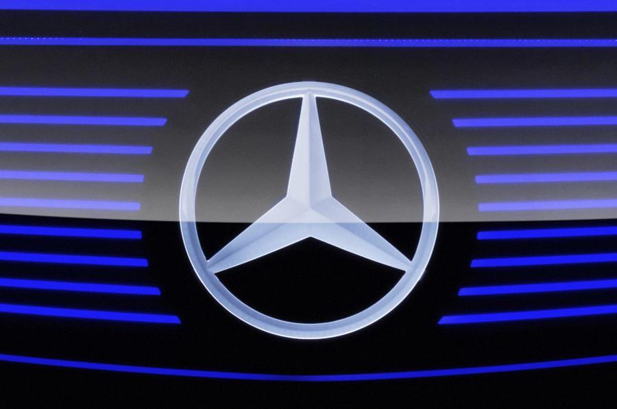 Frankfurt debut for Mercedes electric hatchback
