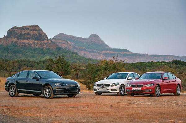 Mercedes, Audi, BMW pass on GST benefits to customers
