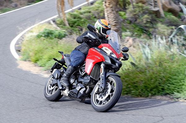 2017 Ducati Multistrada 950 review, test ride