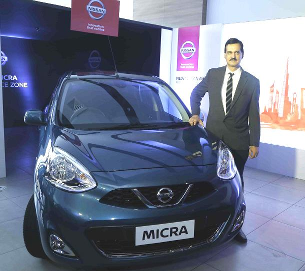 Nissan Micra gets minor updates in India