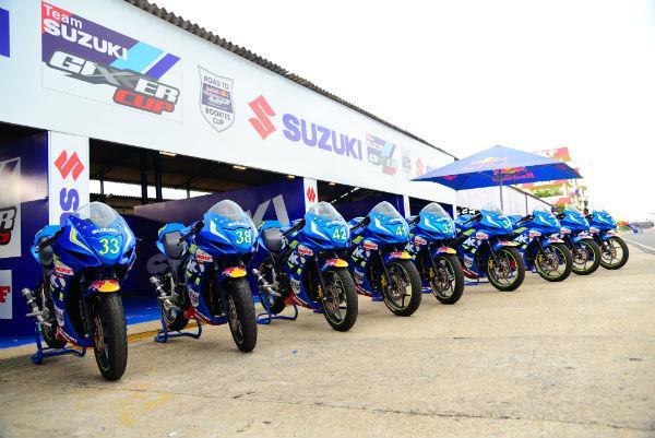 JK Motorsport to nurture Gixxer Cup like its karting programme