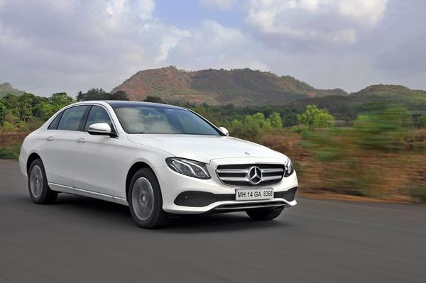 2017 Mercedes-Benz E 220d review, test drive