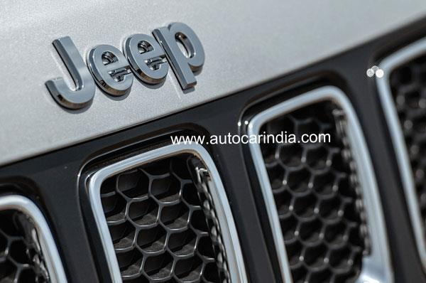 Seven-slot grille is a dummy, real air inlet is below.