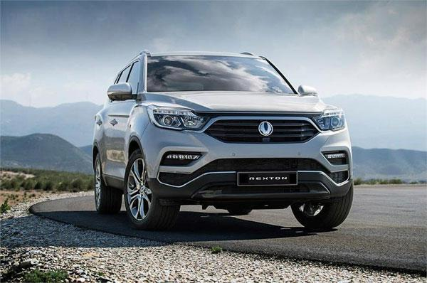 India-bound new SsangYong G4 Rexton: All you need to know