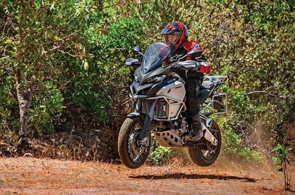 2017 Ducati Multistrada 1200 Enduro review, test ride