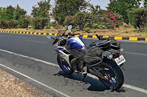2016 Yamaha YZF-R3 long term review, second report