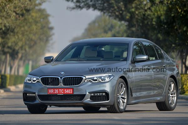 New 2017 BMW 5-series: What to expect