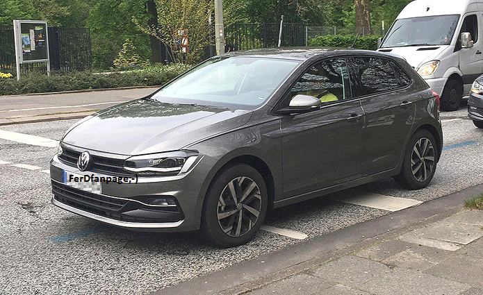 New Volkswagen Polo global unveil on June 16, 2017