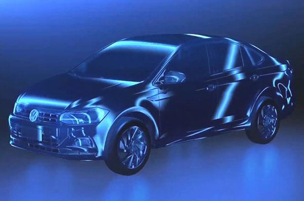 Volkswagen Virtus global unveil in November
